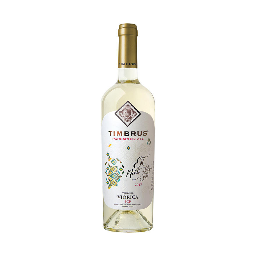 Timbrus Purcari Estate Viorica 2017