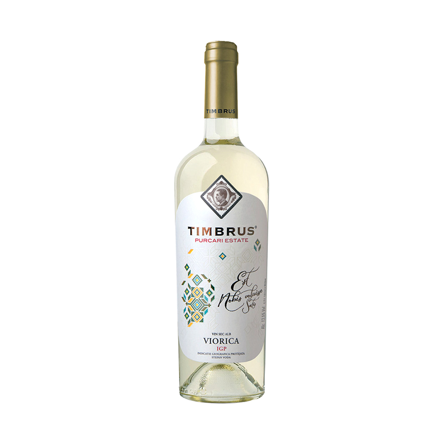 Timbrus Purcari Estate Viorica 2018